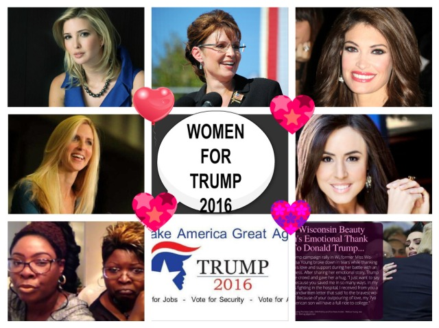 TRUMP WOMEN FOR TRUMP