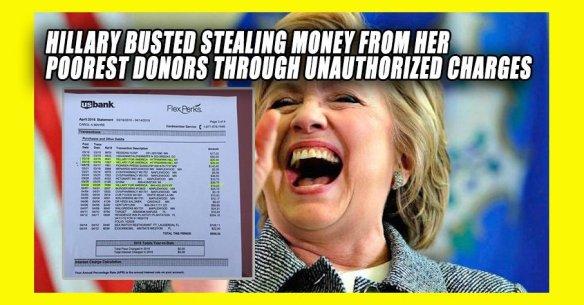 hillary-stealing-money