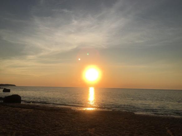 beach-and-sunset