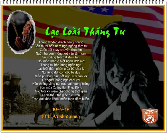 lac loai thang 4