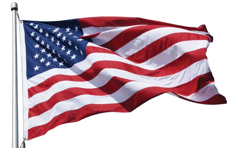 flag america