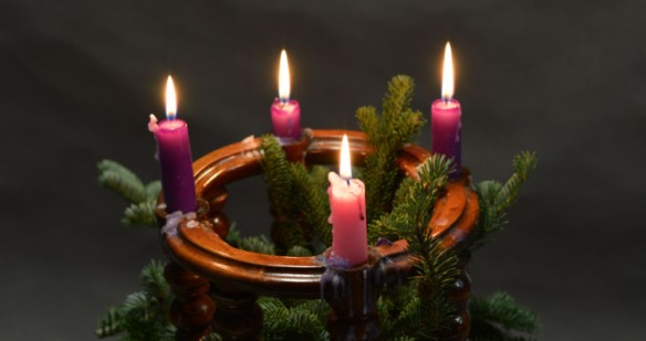 advent candle3